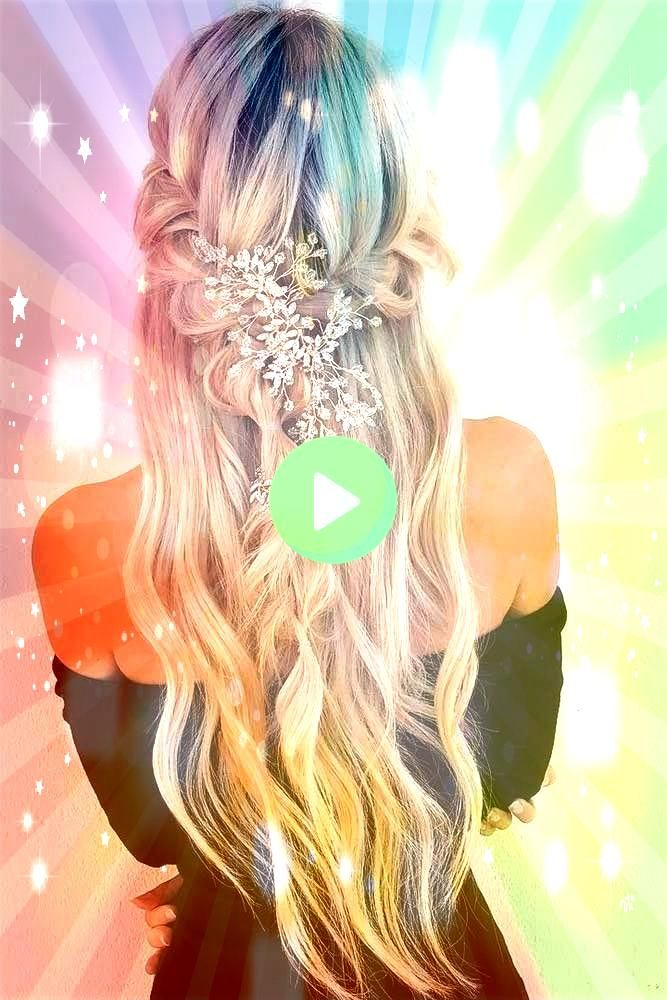 Homecoming hairstyles are the perfect example of the elegance and charm your hair can have once in a while Even those who prefer casual and messy way   Homecoming hairst...