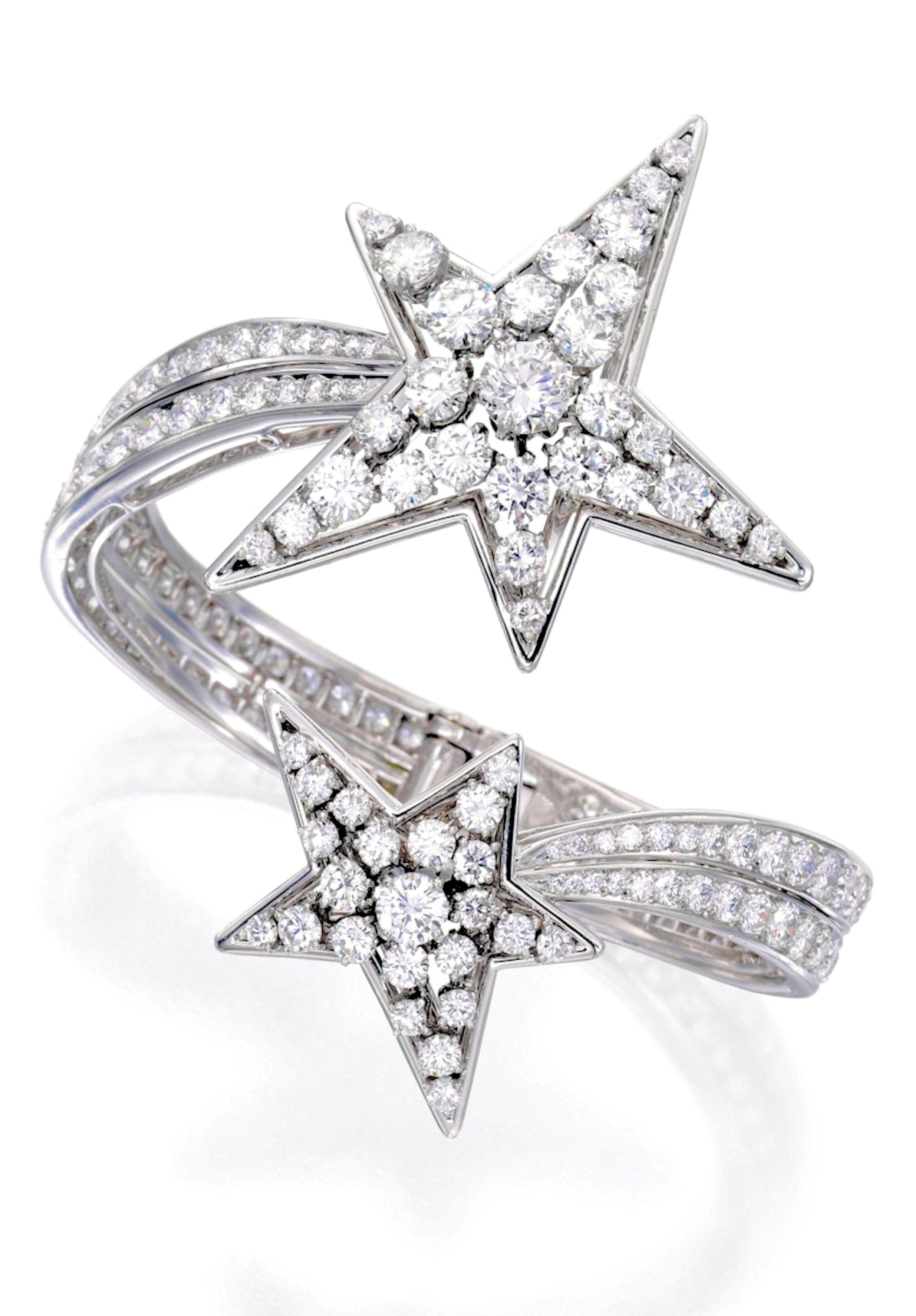 Chanel Star Bracelet