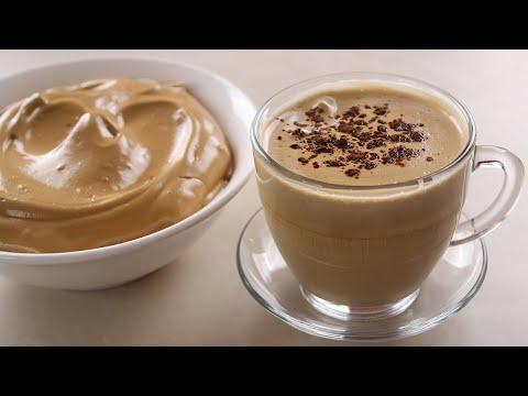 864 جهزوا رغوة الكابتشينو بكمية وفيرة للتناولوا ألذ كوب بدقيقة Youtube Coffee Recipes Cappuccino Dessert Food Receipt