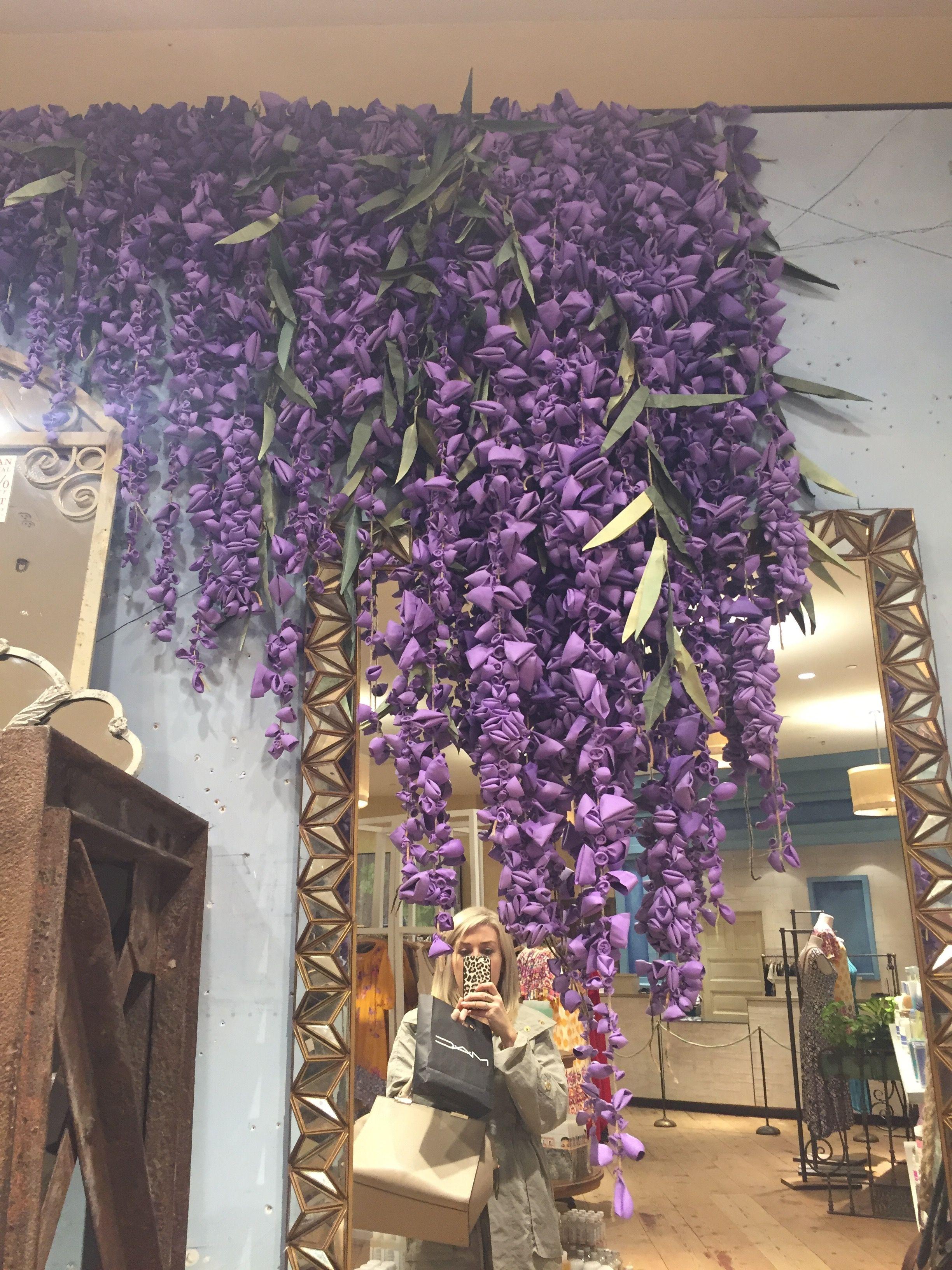Balloon Wisteria Wisteria Diy Flowers Paper Flowers