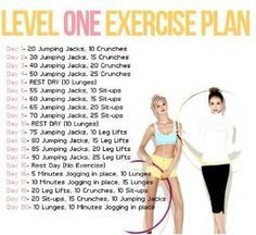 Level 1 excersise pl