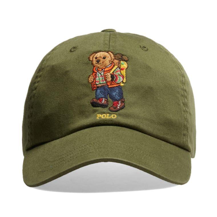 Ralph Familia Polo Bear Lauren Cap 3Lo Hiking Green LifeAnd zpLGqSVUM