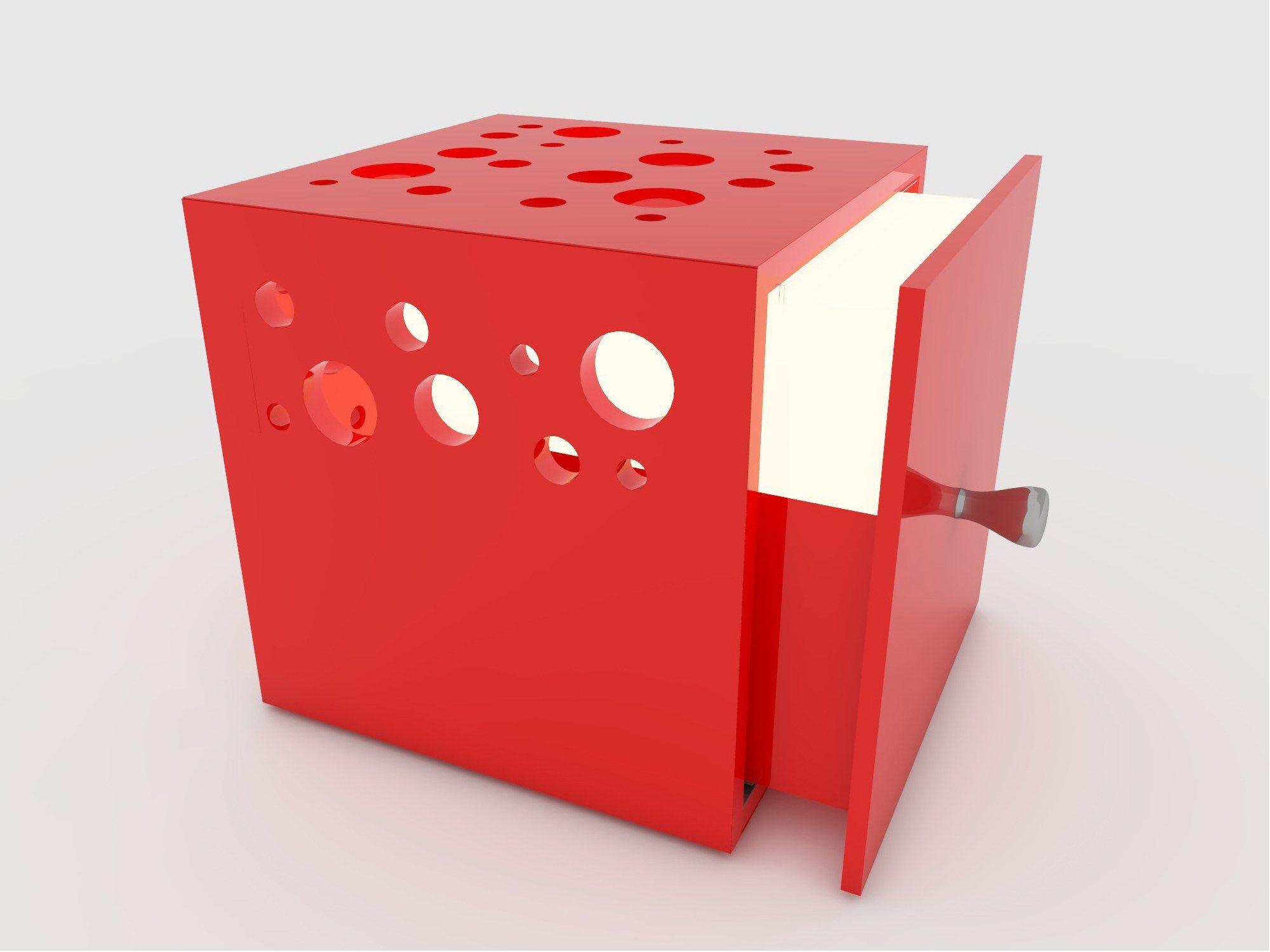 Lampe Table De Pour Led Directindirect Éclairage Cube TF1lKcJ3