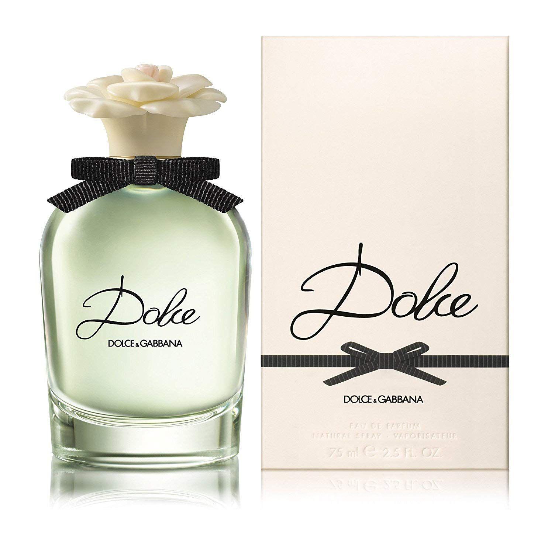 Dolce By Dolce Gabbana Eau De Parfum Spray For Women 2 5 Fluid Ounce Floral Fragrance Dolce And Gabbana Perfume Women Perfume