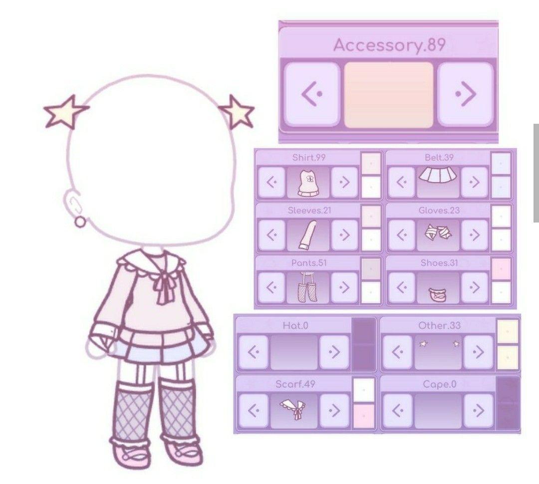 Gacha Gachalife Gachastudio Gachalifeedit Gachaedit Gachaedits Gachaoutfit Gachalifeoutfit In 2020 Character Outfits Anime Outfits Manga Clothes