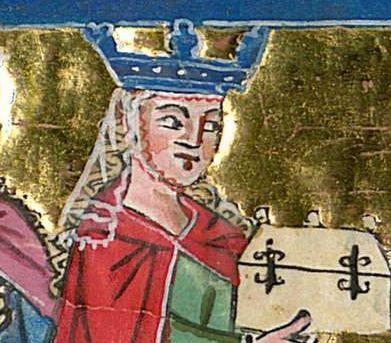 Rudolf : Weltchronik Bistum Passau, um 1300 Cgm 6406  Folio 460