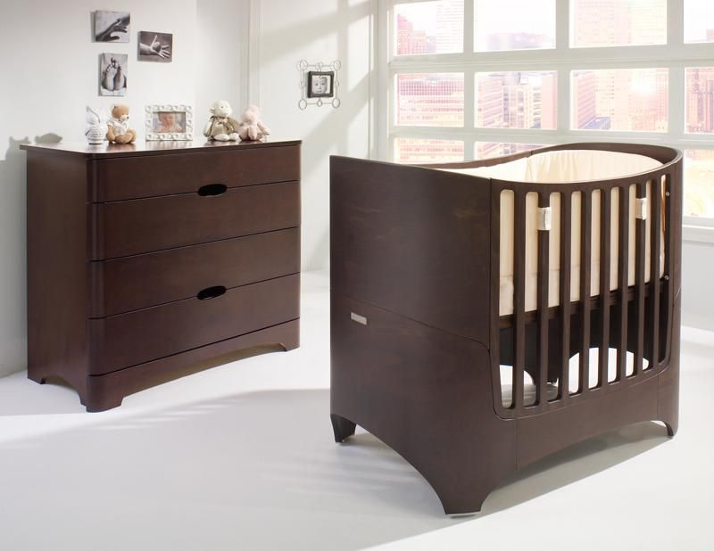Marvelous Leander Oval Crib   Made In Europe Tulip 4 Drawer Dresser   Made In Canada  For Nice Design