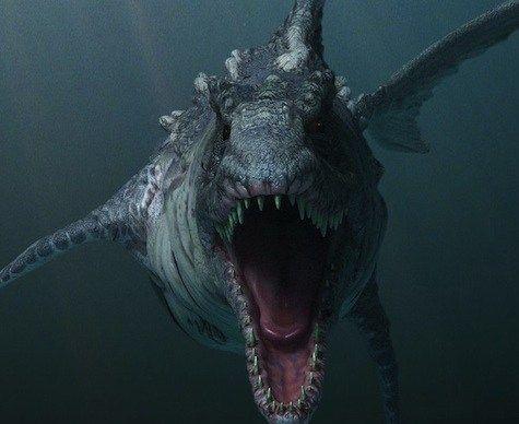 Resultado De Imagen De Deep Sea Monsters Dinosaurs