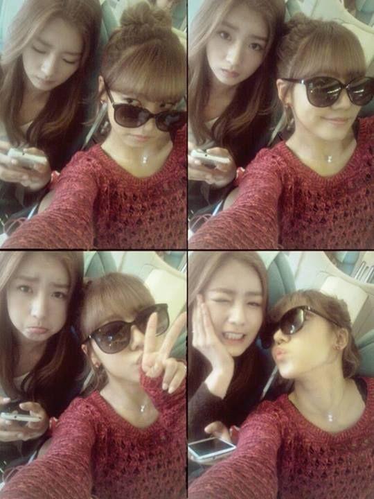 #Bomi #Namjoo #Apink #Kpop FanCafe  ♥