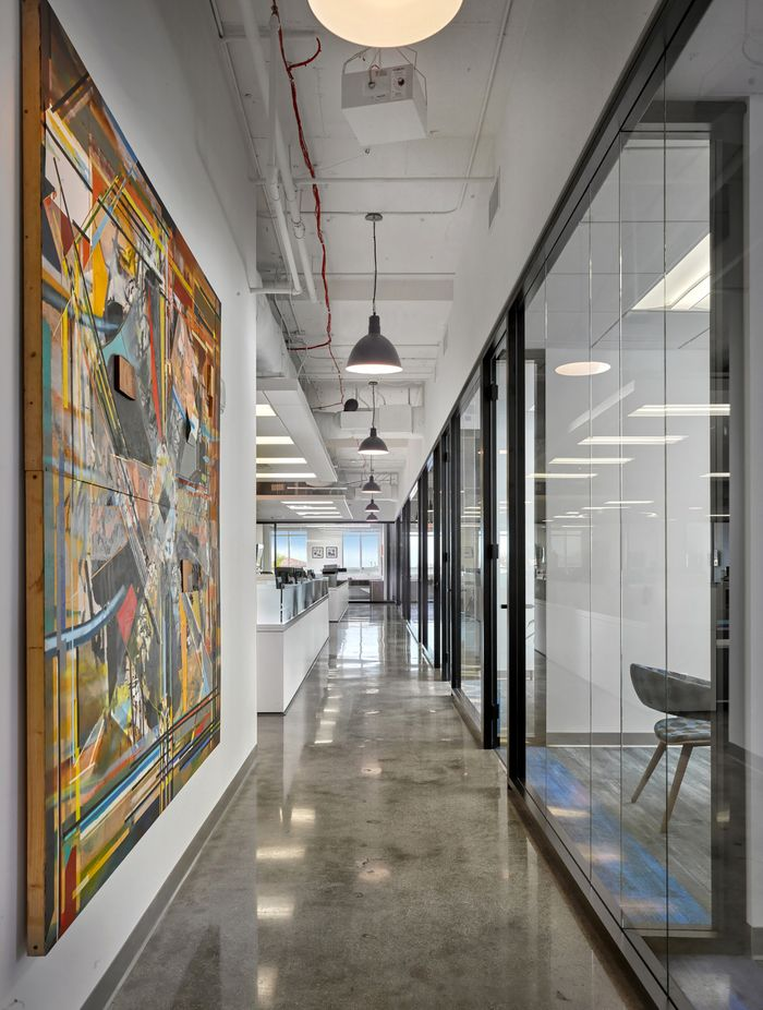 Office Tour Hemisphere Media Group Offices Coral Gables With