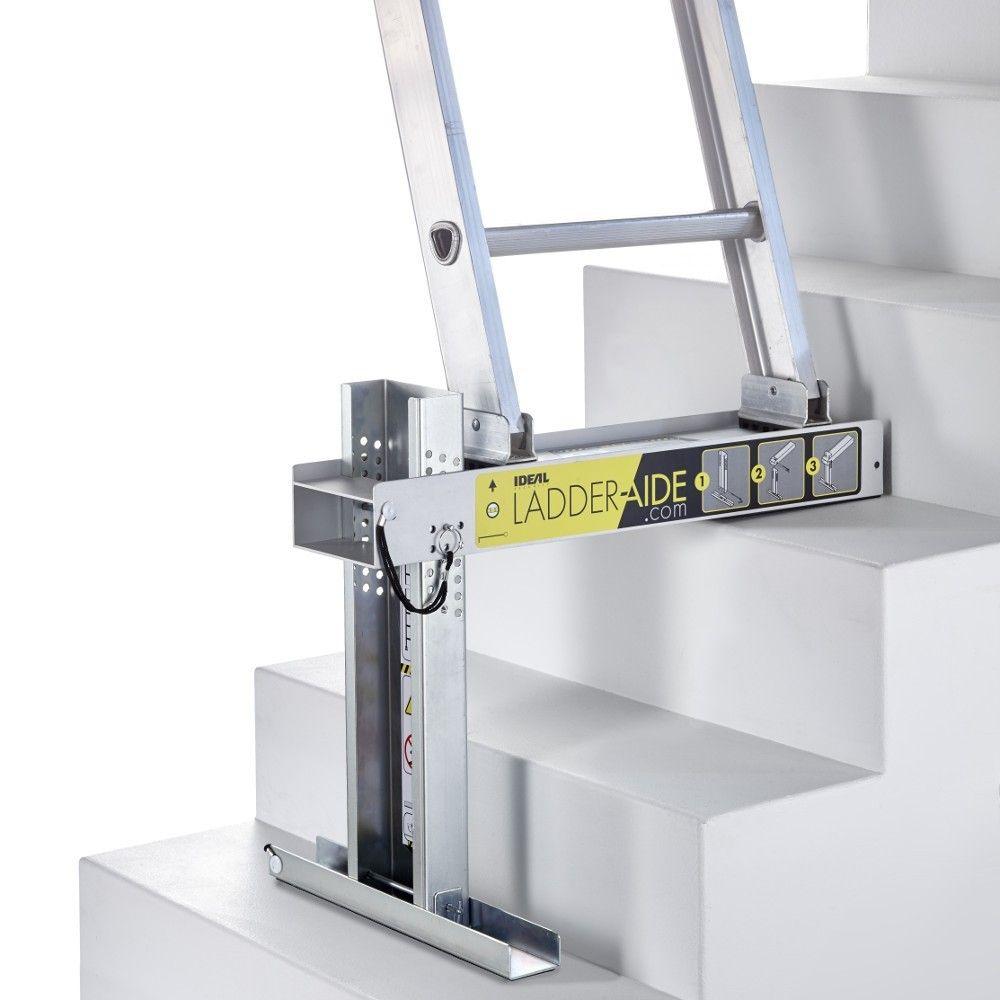Ladder Aide Ladder Accessories Ladder Garage Tools