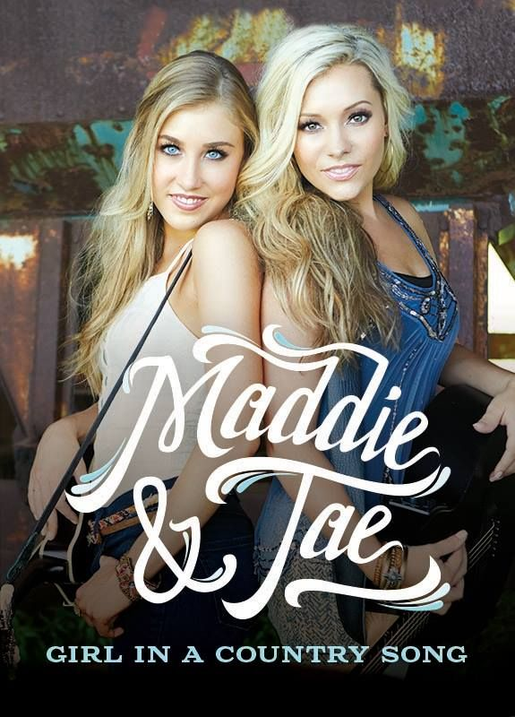 Get Ready For Girl In A Country Song The Debut Single From Maddie