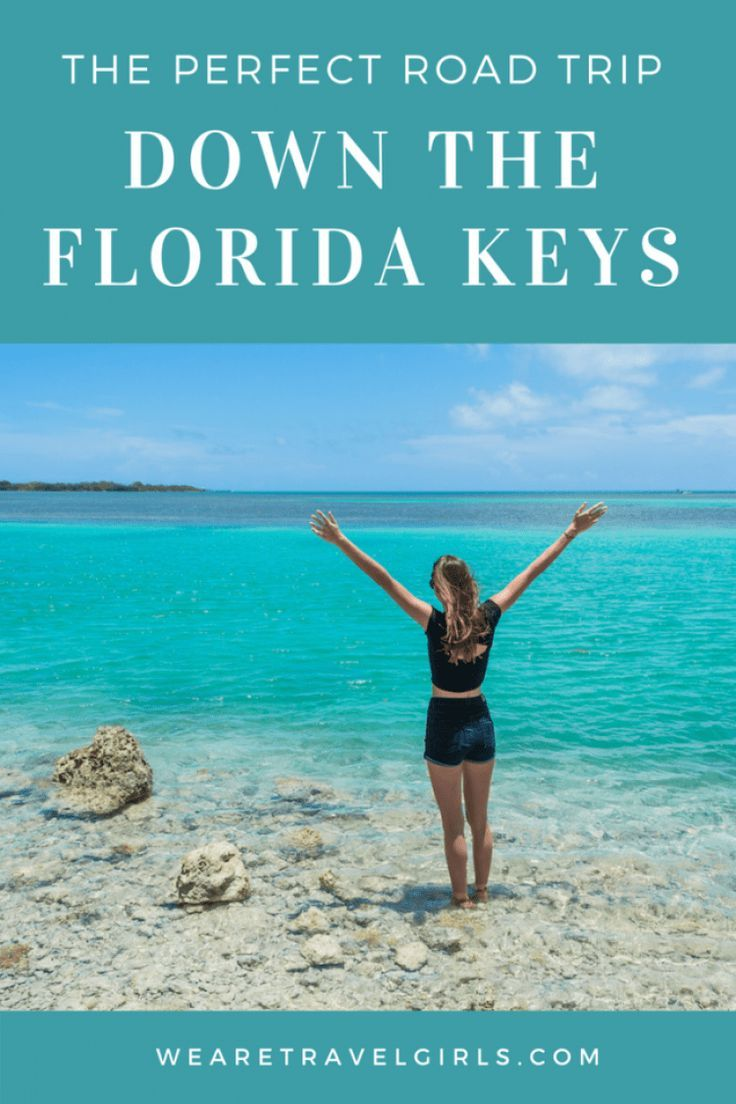 Florida Keys Road Trip: Ultimate Planning Guide #vacationlooks