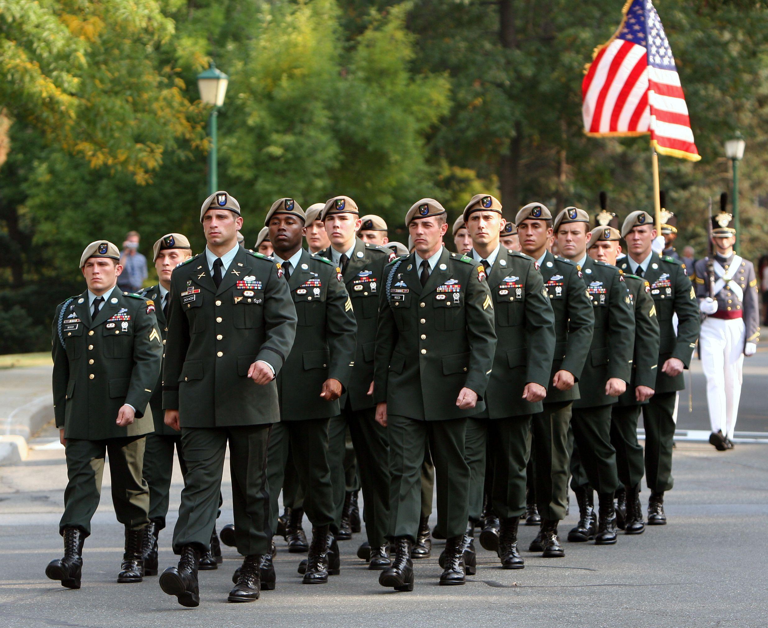 14++ Army ranger dress uniform info