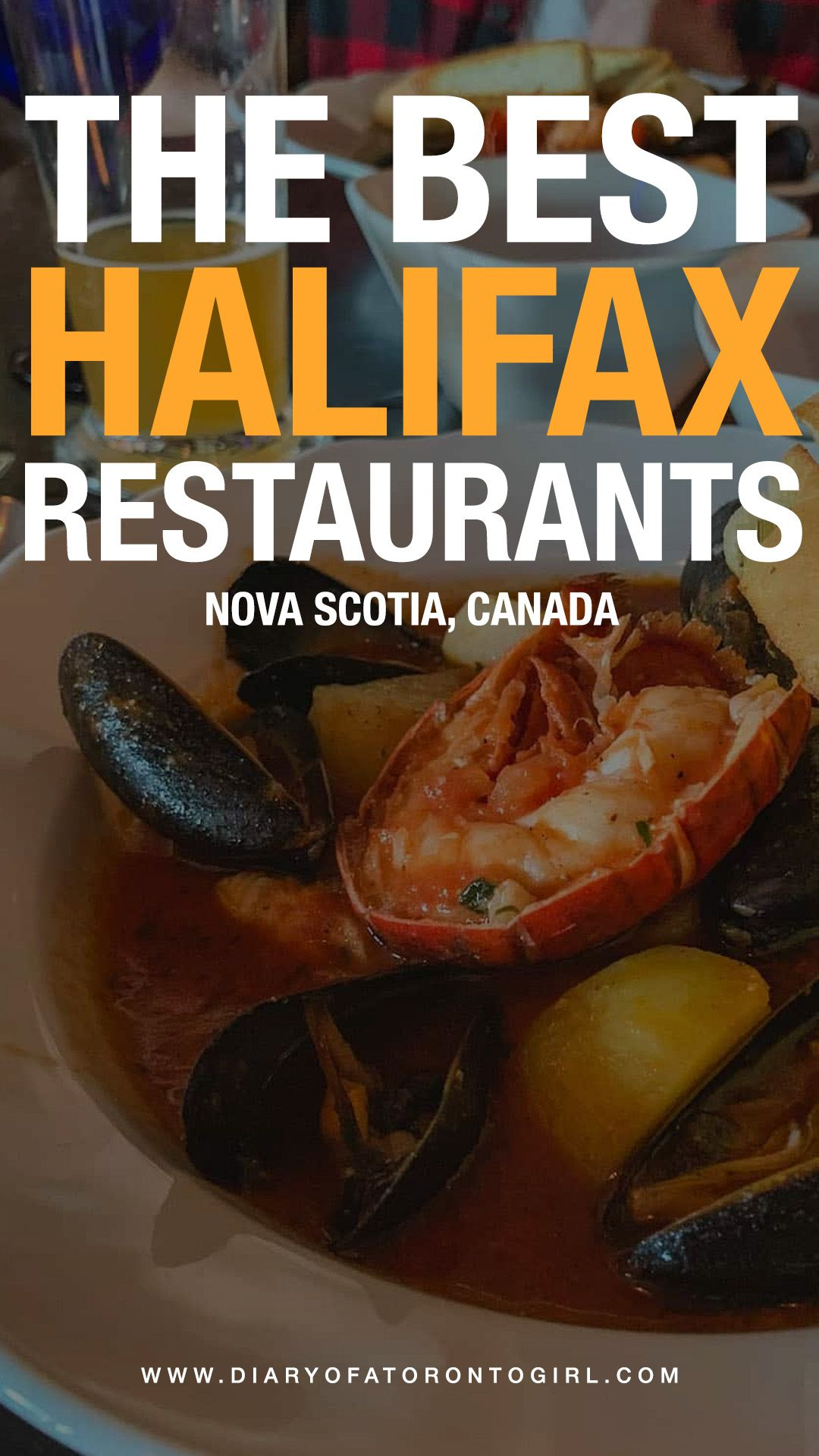 Where To Eat And Drink In Halifax Nova Scotia Best Restaurants To Visit In 2020 Halifax Restaurants Foodie Travel Foodie Travel Europe
