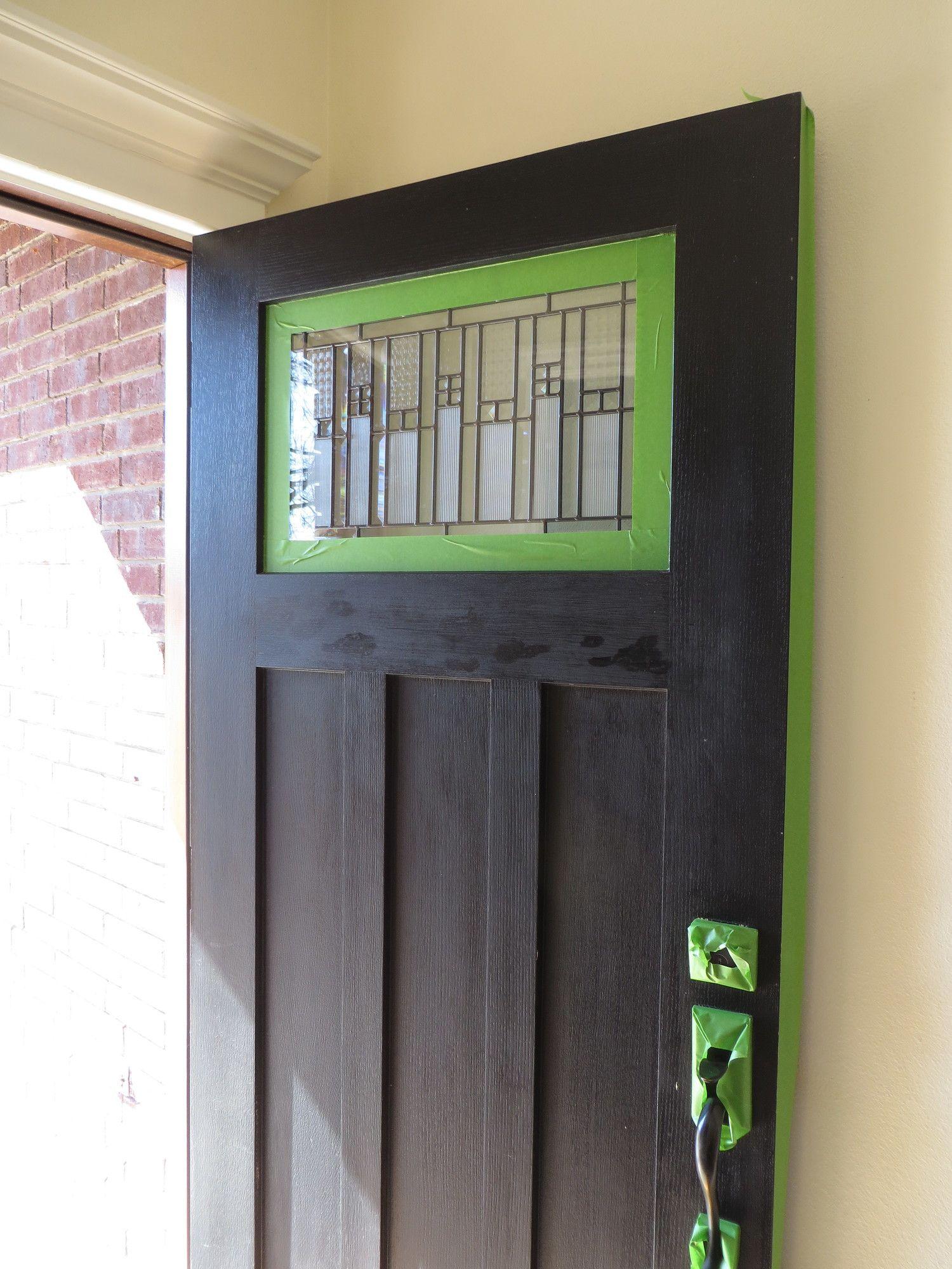 Paint Your Front Door The Right Way Painted Exterior Doors