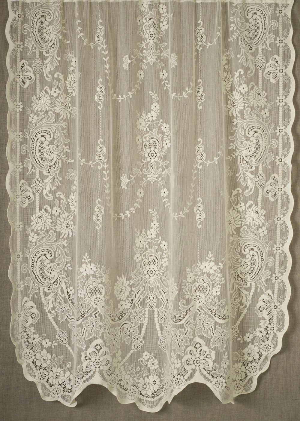 Rachel Nottingham Lace Curtain Direct From London Lace: London Lace We  Specializing In The Finest