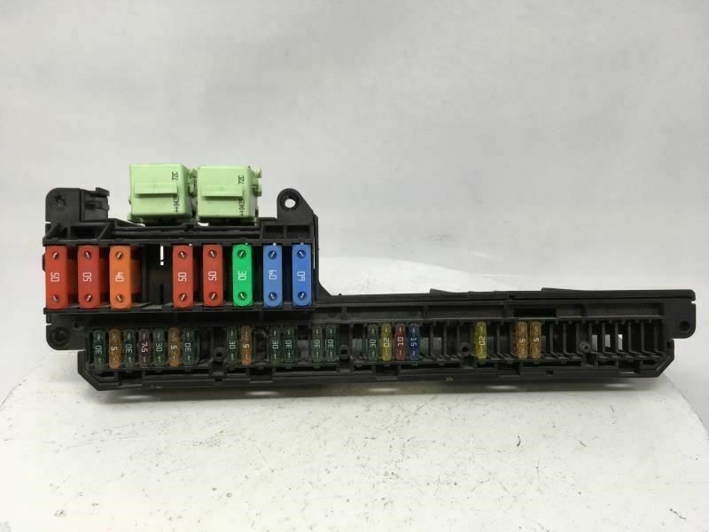 Bmw 650i Fuse Box | schematic and wiring diagram