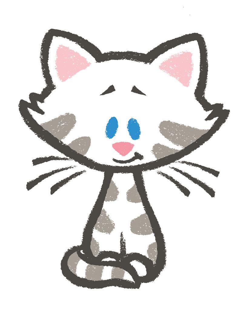 Quatang Gallery- Buurpoes Hello Kitty Cartoon Tekeningen Verjaardag Kroon Knutselen