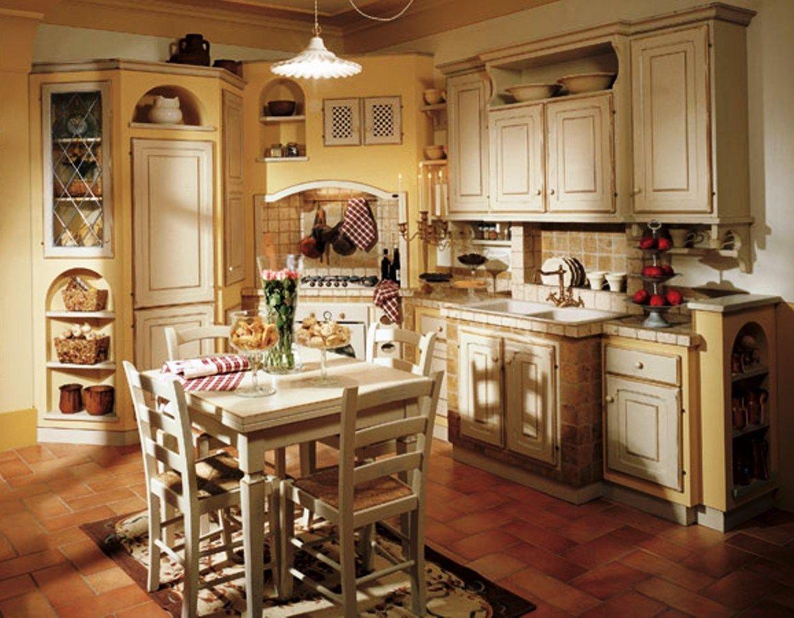 Cucina in muratura kitchen pinterest cucina cucine for Planimetrie rustiche della fattoria