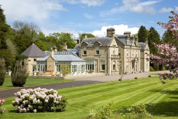 Pin By Keri Hobkirk On Dream Homes And Cottages Big Houses For Sale House House Styles