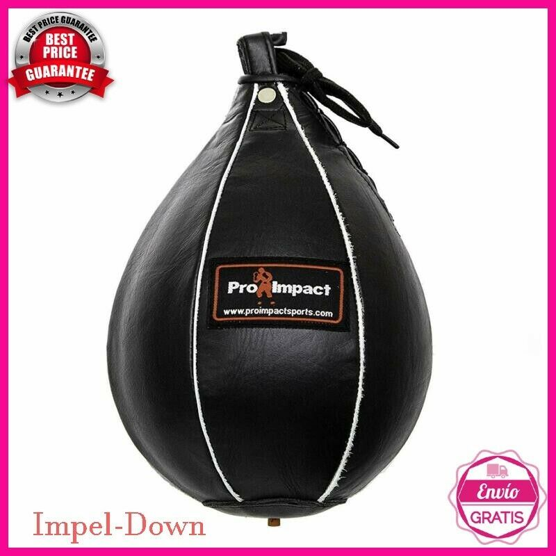 Title Black Pro Boxing Speed Bag