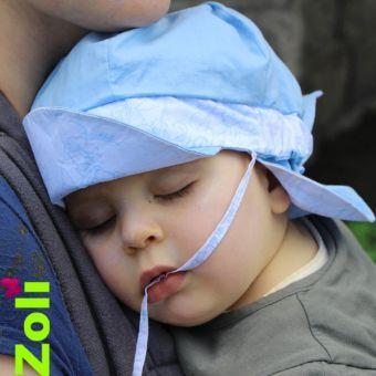 aaf7503d9ebb Chapeau bébé et enfant Eugénie (3 mois - 6 ans)   couture chapeau ...