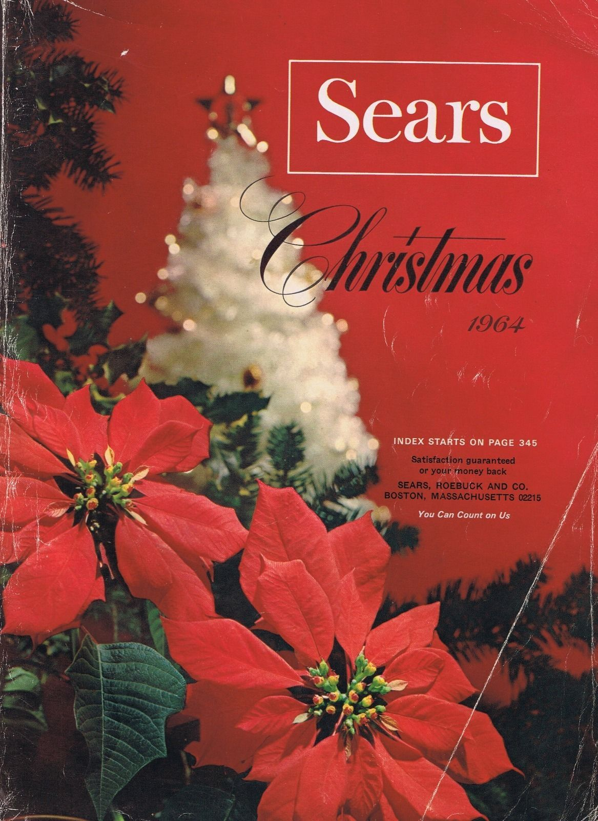 1964 sears christmas wishbook catalog ebay - Sears Christmas Catalog