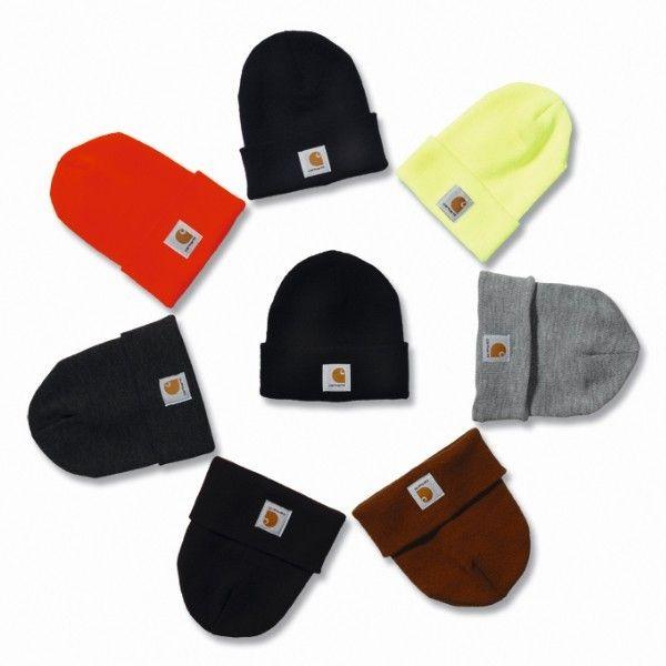 Carhartt Beanie A18 in verschiedenen Farben - GenXtreme #beanieA18 #carhartt #GenXtreme
