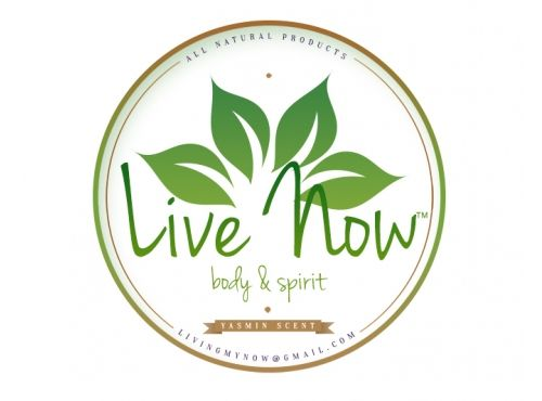 Live Now offers a line of all natural bath and body products