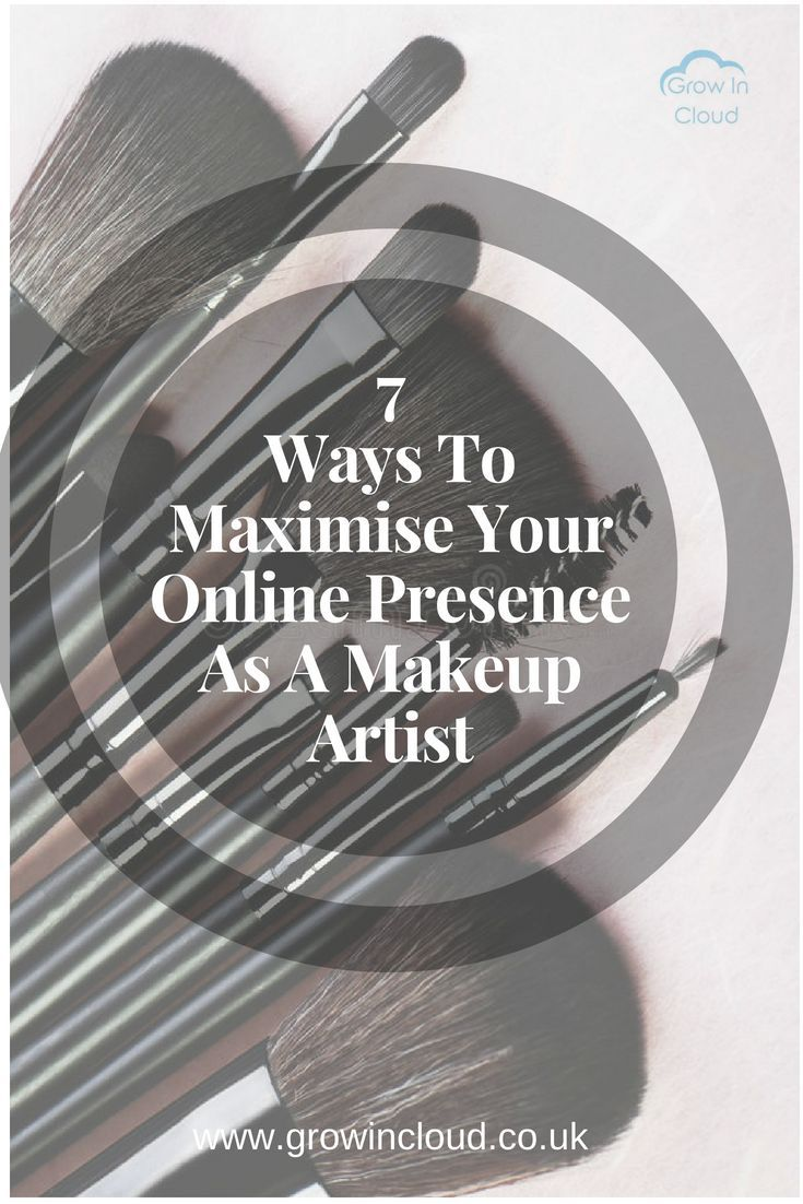 7 Ways To Maximise Your Social Media Presence As A Makeup Artist - Business Management Software