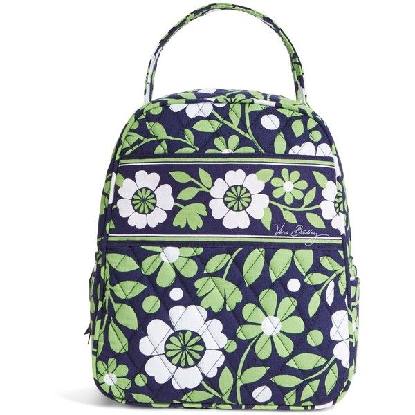 Vera Bradley Lunch Bunch Bag In Lucky You 24 Liked On