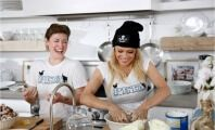 Watch Pamela Anderson Cook Up Some Steamy Winter Recipes