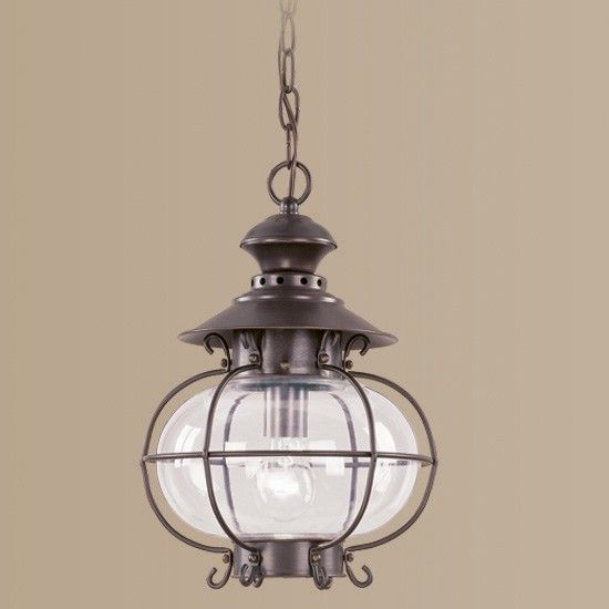 Perfect For My Conservatory/sunroom. Harbor   1 Light Nautical Outdoor  Pendant Lighting Fixture