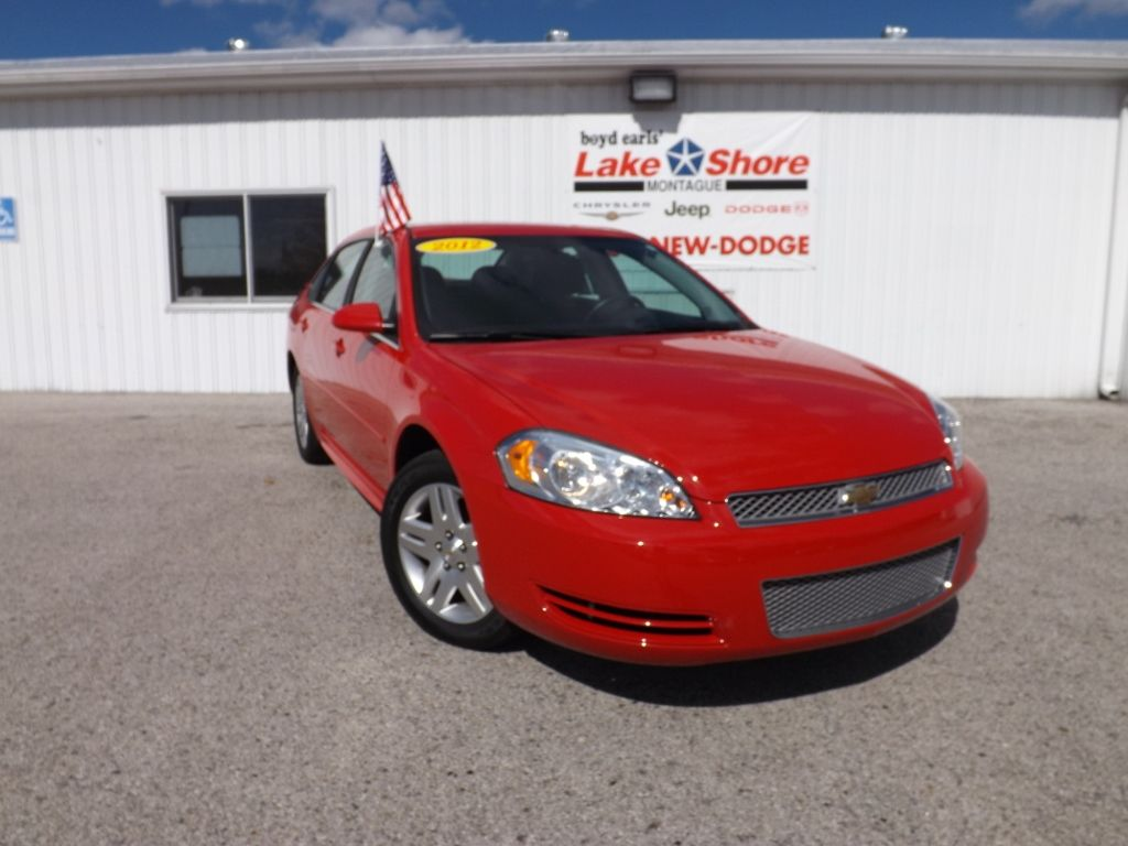 Impala 2012 chevrolet impala lt : Used 2012 Chevrolet Impala LT For Sale | Montague MI ...