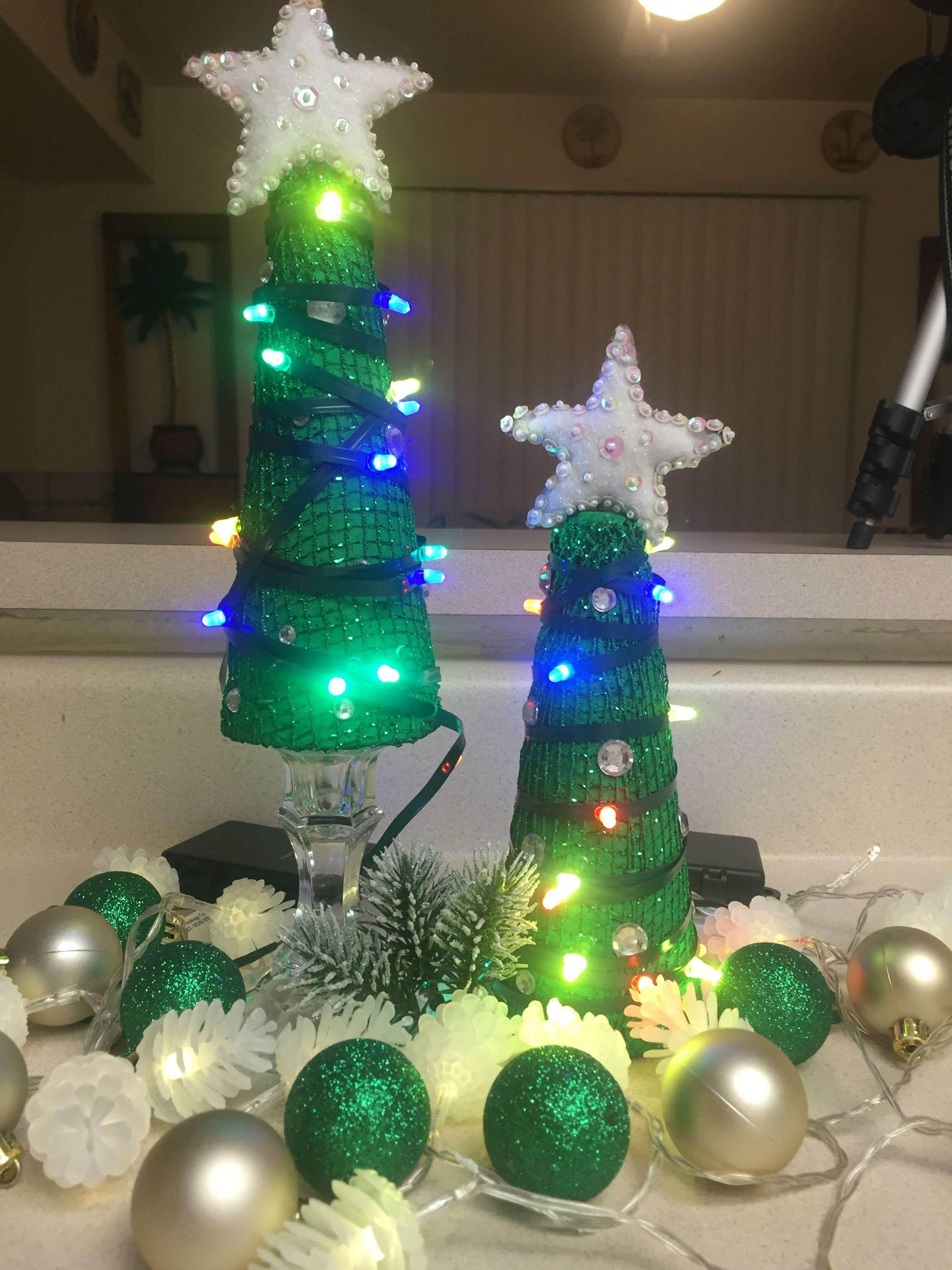 Manualidades para Navidad Arbolito de Navidad NOEL