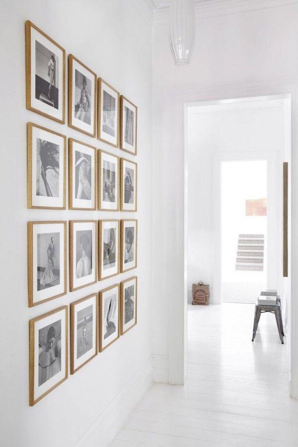 Przedpokoj Pelen Zdjec Foto W 2018 Pinterest Gallery Wall
