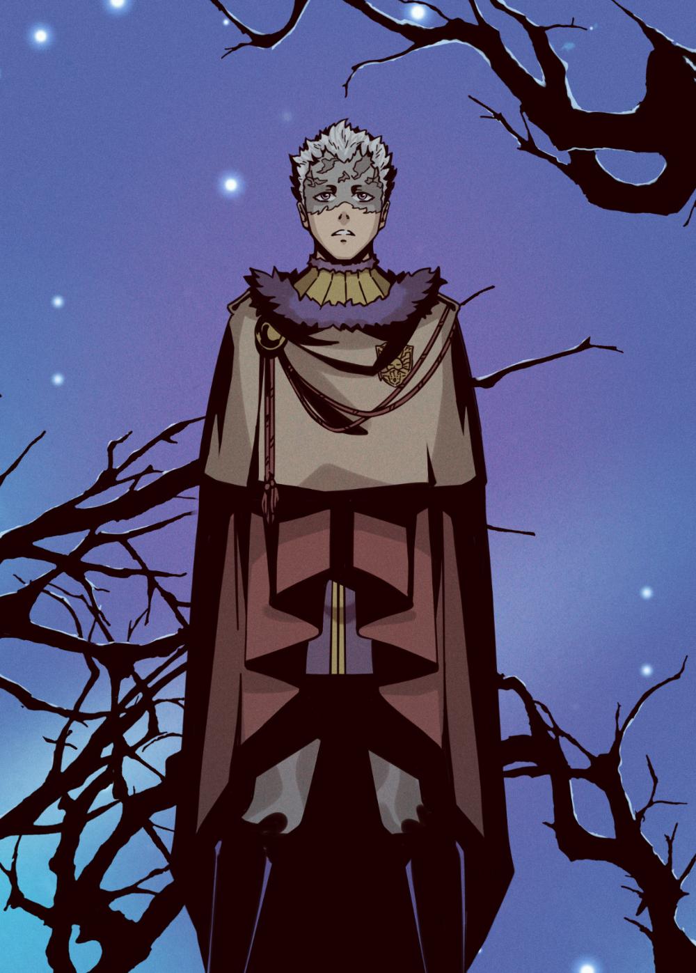 Pin by Carmen on Black Clover in 2020 | Black clover anime ...