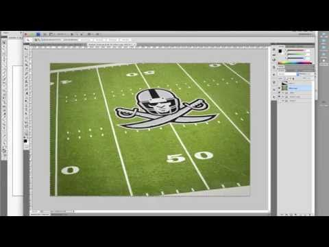 How to Make Mockups: Field Logo & Cloth Logo - SportsDesign.co