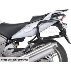 Photo of Attacco rapido Quick-Lock Evo Honda Cbf 600 S / Abs Sw Motechsw Motech