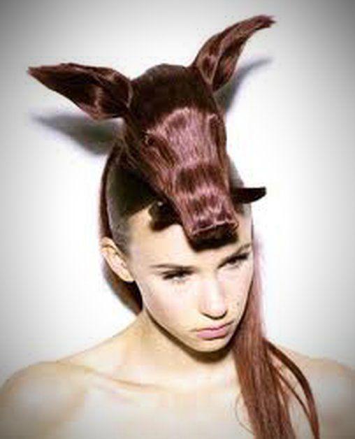 26 Total Verruckte Frisuren Bilder Videos Lol De Menschen Total Verruckt Lustige Frisuren Schlechter Tag Frisuren
