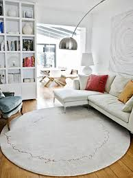 Image Result For Round Rug Between Couches Round Rug Living Room Living Room Carpet Rugs In Living Room