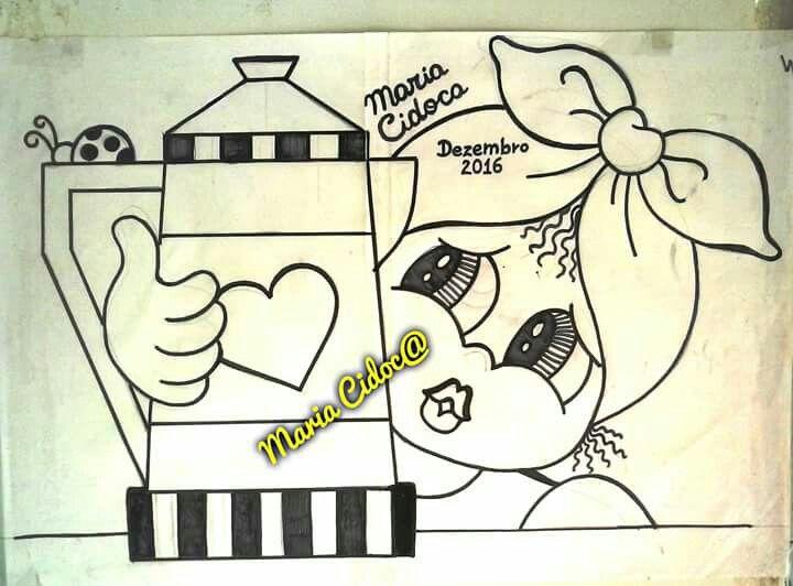 Pin de Magda Hidalgo en desenhos para pintar | Pinterest | Pinturas ...