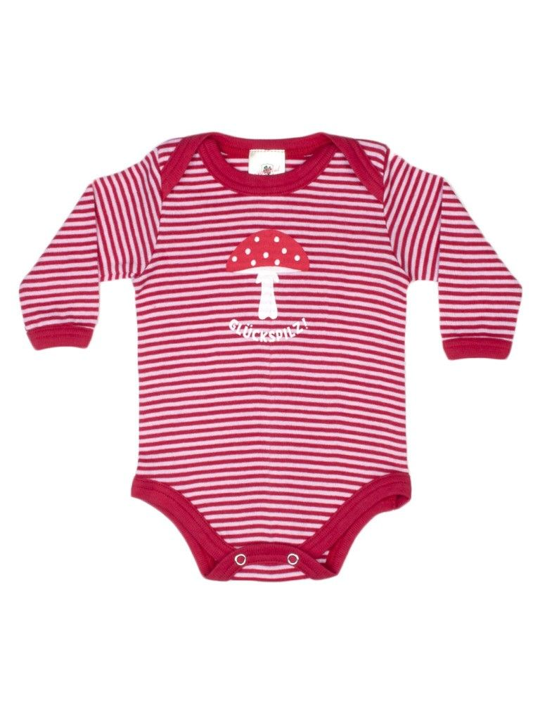 Glückspilz Body | Schönes für Babys | Pinterest: http://pinterest.com/pin/3237030953640087/