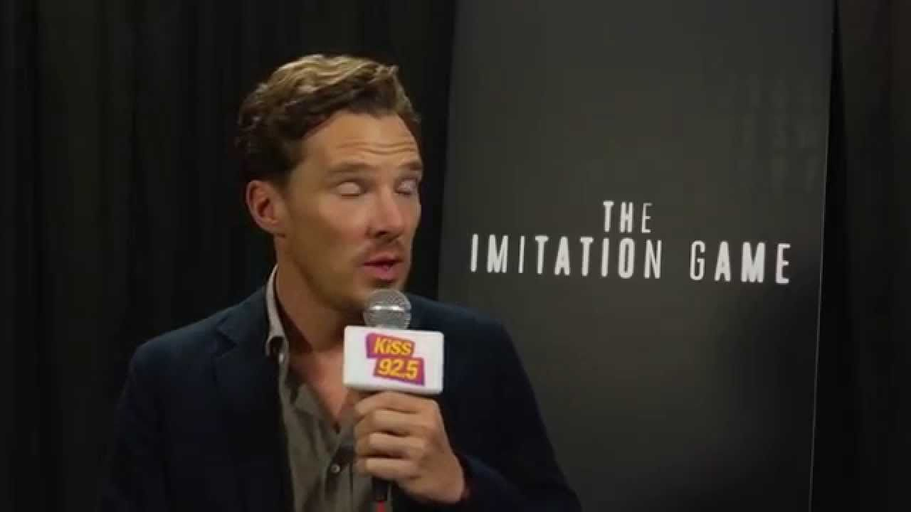 The Imitation Game 2014 Benedict Cumberbatch Is Interviewed On