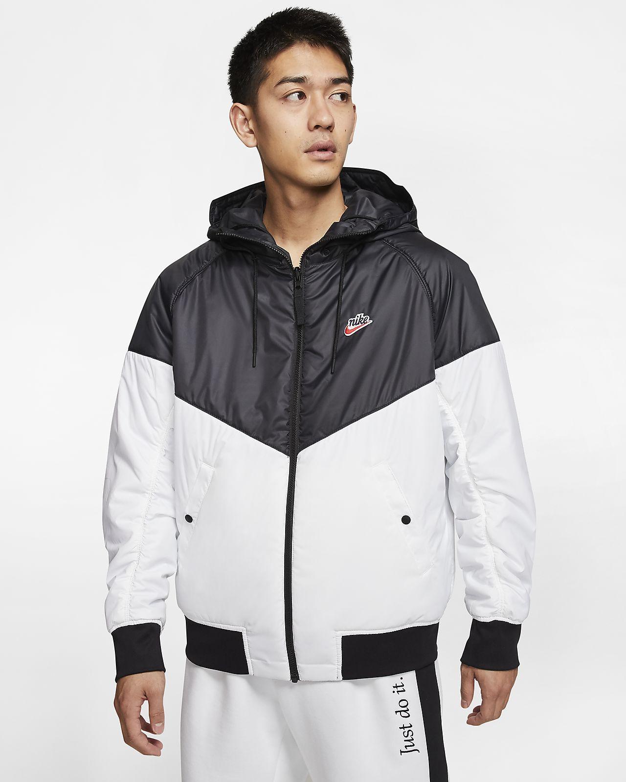Predownload: Nike Sportswear Windrunner Men S Reversible Hooded Jacket Nike Ca Nike Clothes Mens Mens Jacket Black Nike Sportswear [ 1600 x 1280 Pixel ]