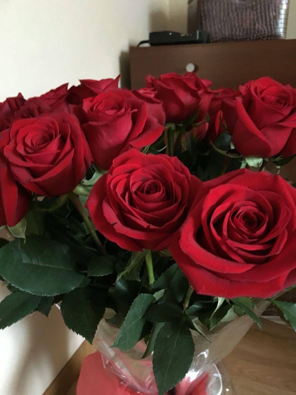 данном подарили розы фото посетителю