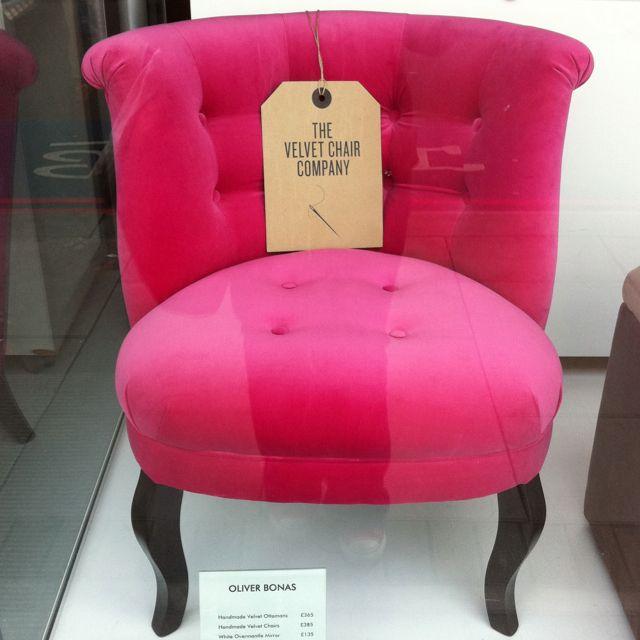 Oliver Bonas tub chair - gorgeous colour :) | Mahogany, victorian ...