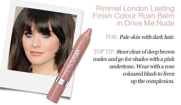 Best nude lipstick for fair skin Nude Photos 41