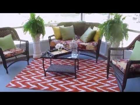 Screened Porch Makeover ( everything about this porch)